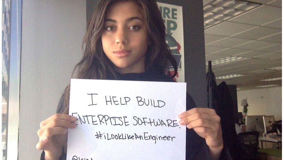"""Ingenieurin Wenger: """"Sexismus, der die Tech-Branche plagt"""""""