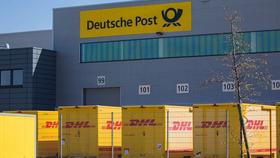 Deutsche Post in Osnabrück