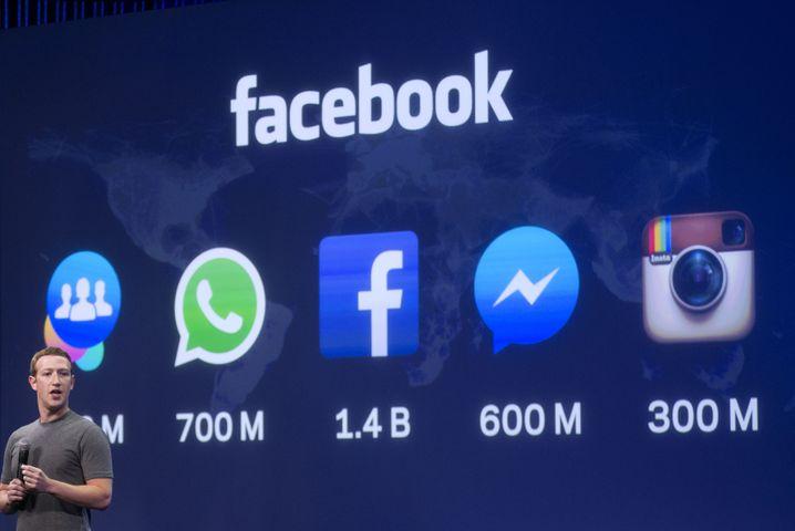 Fast alle Apps aus dem Facebook-Universum beherrschen Videoanrufe. Der Messenger ist für größere Familienrunden am praktischsten