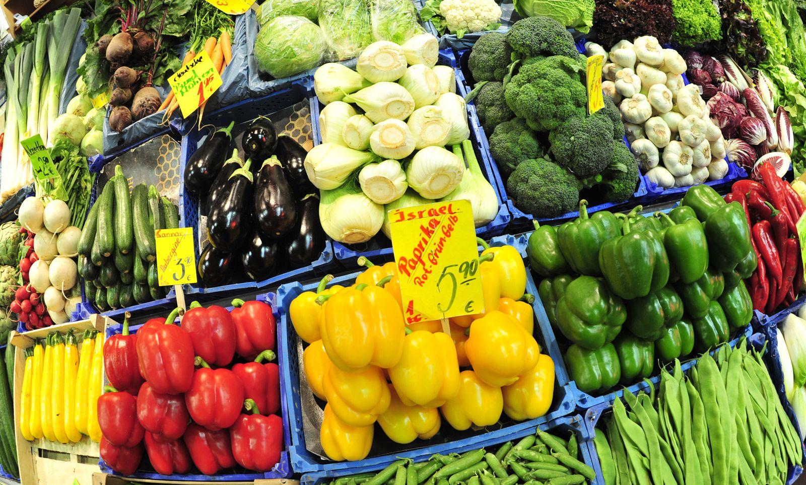 EHEC / Darminfektionen / Gemüse