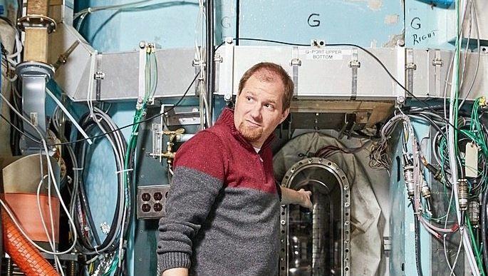 Unternehmer Mumgaard am Reaktor Alcator C-Mod »Hier muss ein Wunder geschehen«