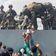 Baby in Kabul über Mauer an US-Soldaten übergeben