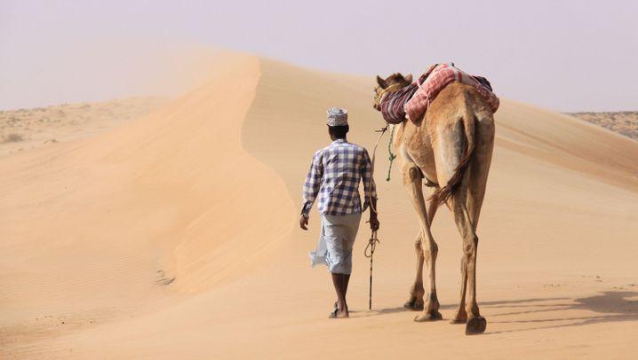 Oman: Wandern und wundern in der Wüste