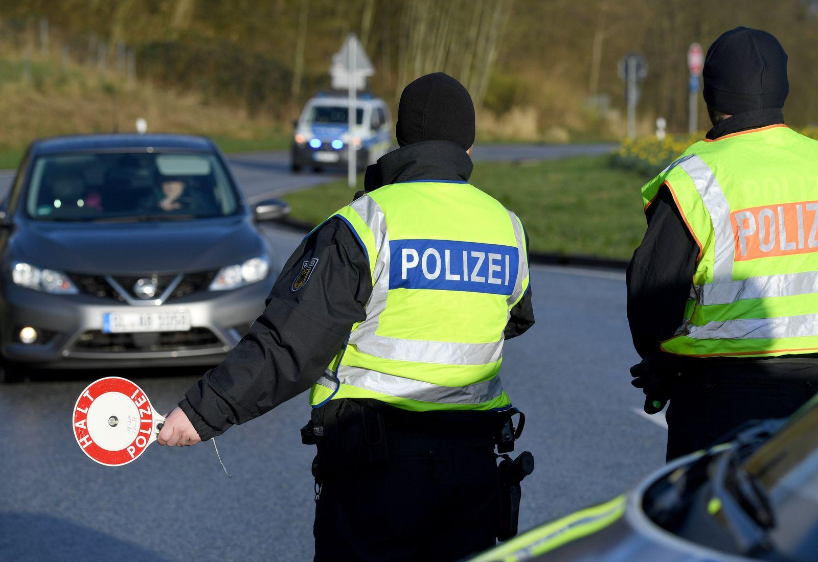 Coronavirus - Deutschland schließt Grenze zu Dänemark