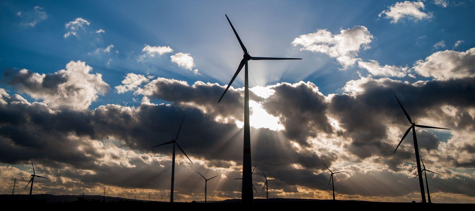 Windkraftanlage bennigsen