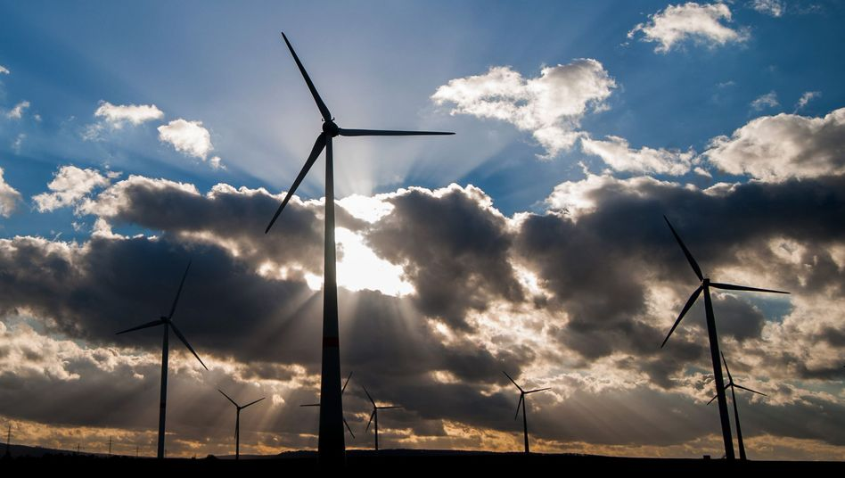 Windräder nahe Hannover: Streit um Europas Energiepolitik
