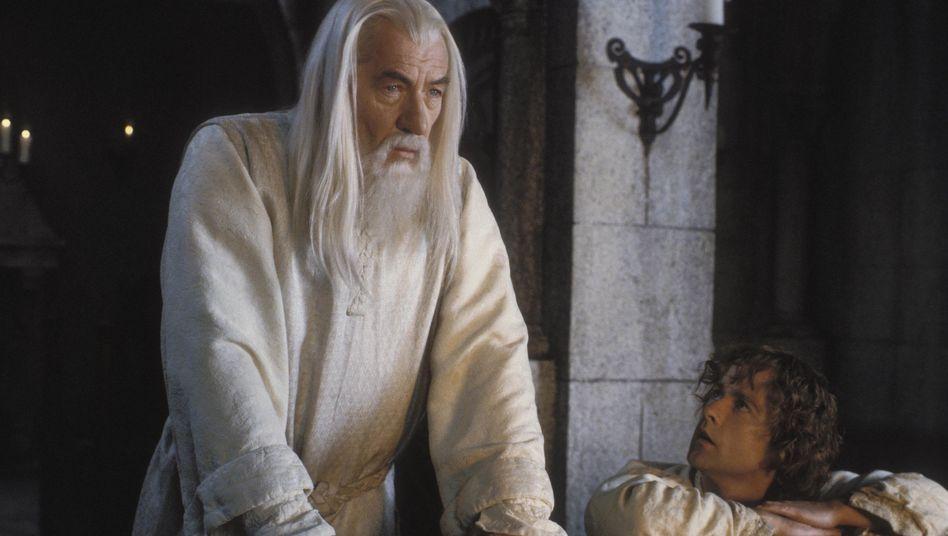 """Ian McKellen in """"Der Herr der Ringe - Teil 3"""": Gandalf-Darsteller soll Boykott unterstützen"""