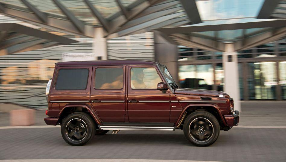 Dickes Ding: Besonders Mercedes-Modelle verbrauchen mehr als angegeben