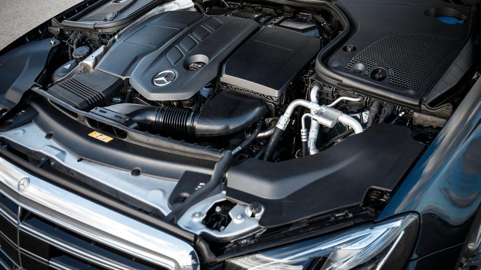 In Deutschland haben neu zugelassene Autos immer mehr Motorleistung (Symbolbild)