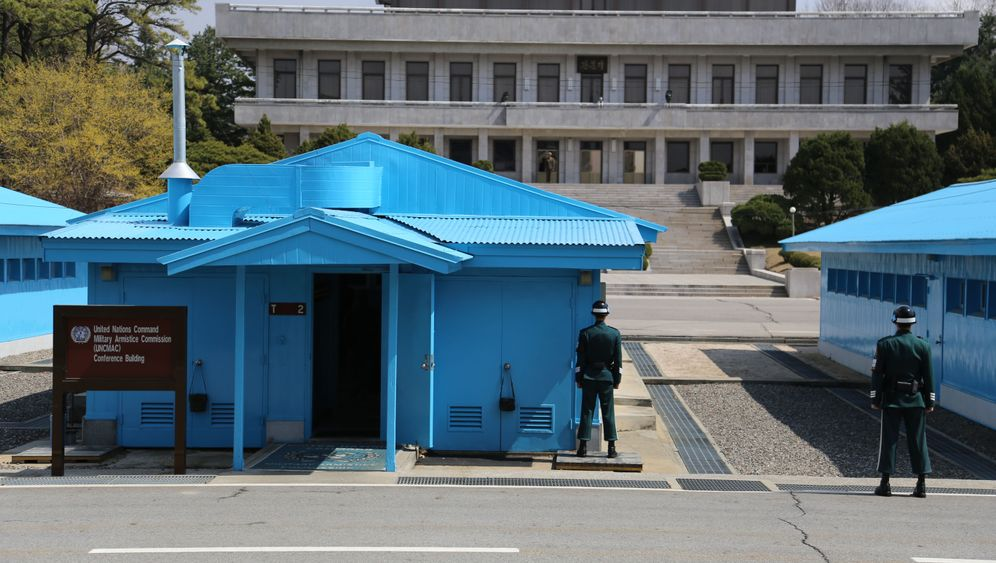 Photo Gallery: Thrill Seeking on the Border with North Korea