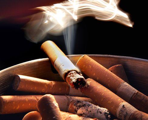 Qualmende Zigarette: Schädliche Wirkung auf Stammzellen