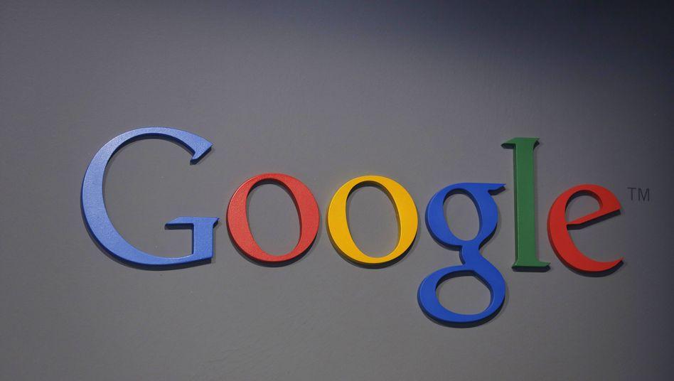 Google-Schriftzug: Stellungnahme zur Festnahme in den USA