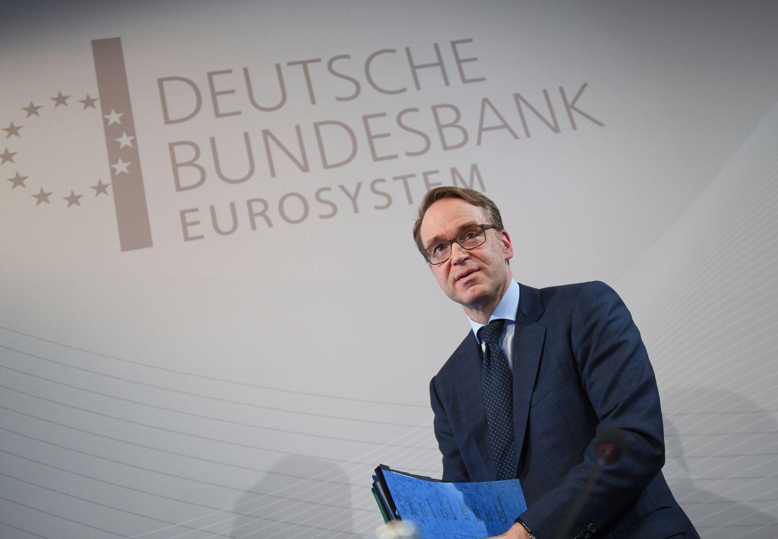 Deutsche Bundesbank - Jens Weidmann