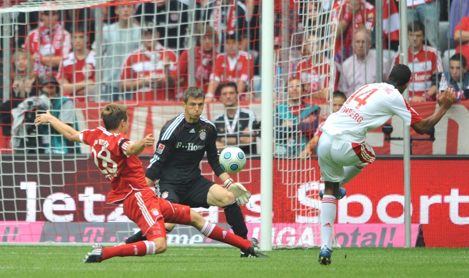 Moting gegen Bayern