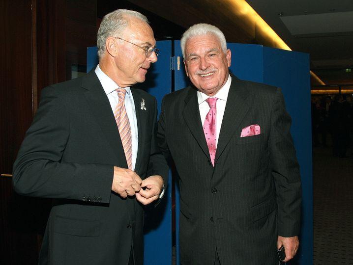 Beckenbauer und Radman