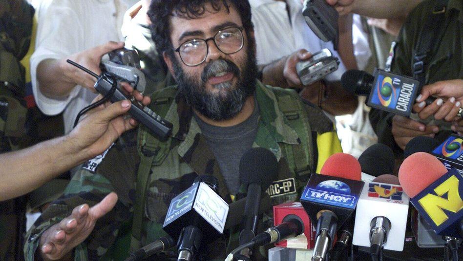 Farc-Chef Alfonso Cano: Von Soldaten beim Angriff erschossen