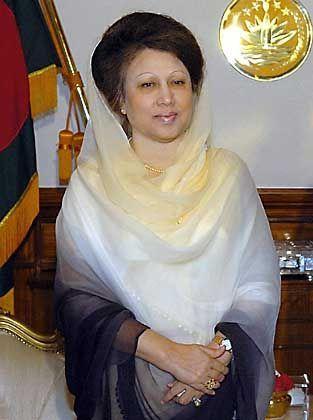 Begum Khaleda Zia (Bangladesch)