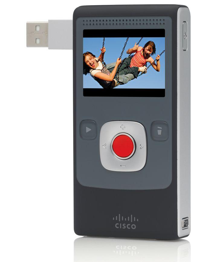 Flip UltraHD: Zwei Stunden HD-Video im Taschenformat