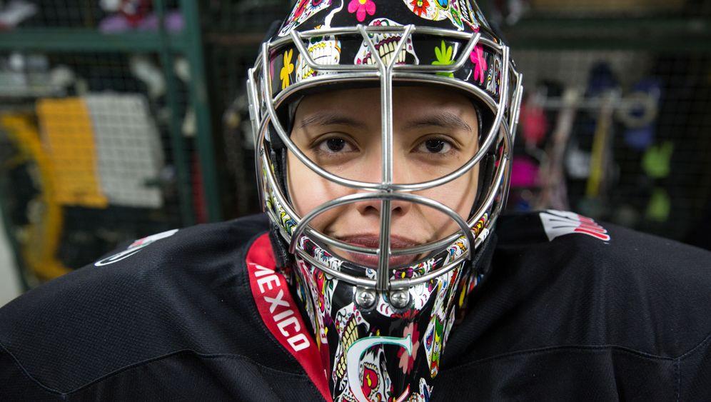Frauen-Eishockey in Mexiko: Camin a Olympia