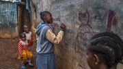 Schoolchildren Around the World Face a Steep Uphill Battle