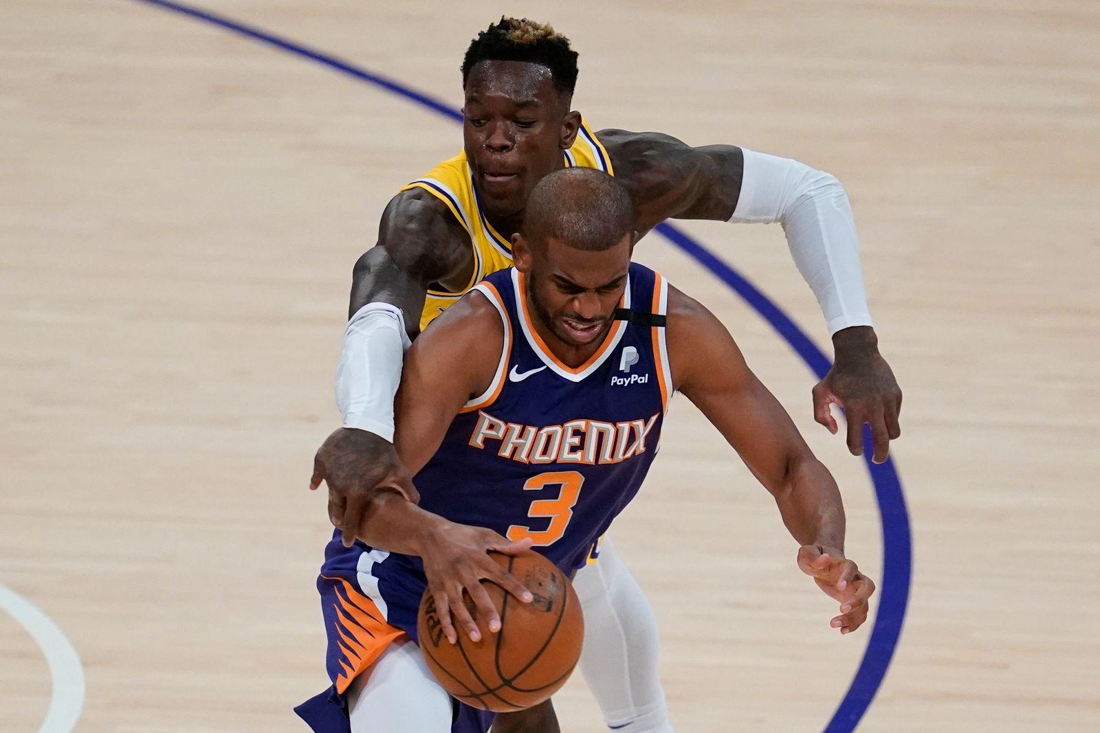 Los Angeles Lakers - Phoenix Suns