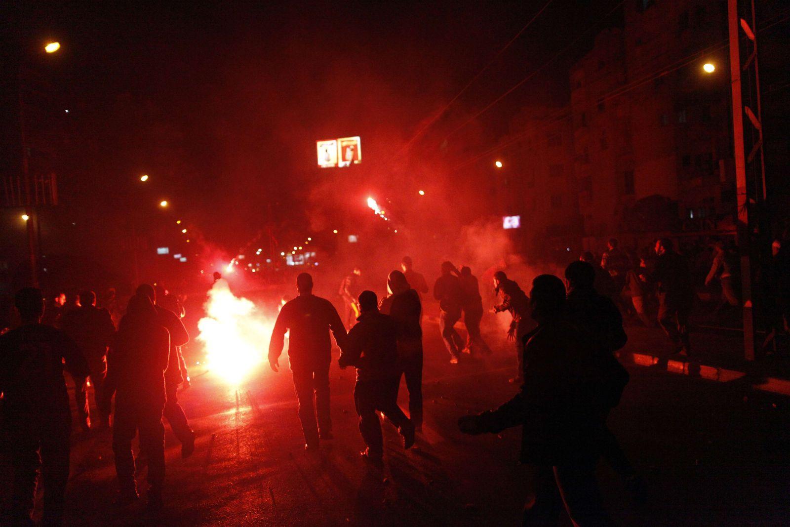 Ägypten / Kairo / Unruhen