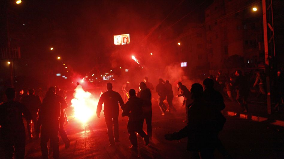 The clashes in Cairo last Wednesday night were the bloodiest since the revolution in 2010.
