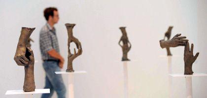 """""""Topological Gardens"""" von Bruce Nauman: Goldener Löwe für US-Pavillon"""