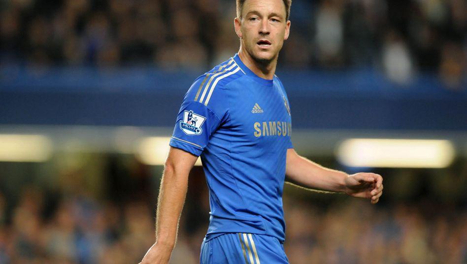 Chelsea-Kapitän Terry: Revision noch möglich