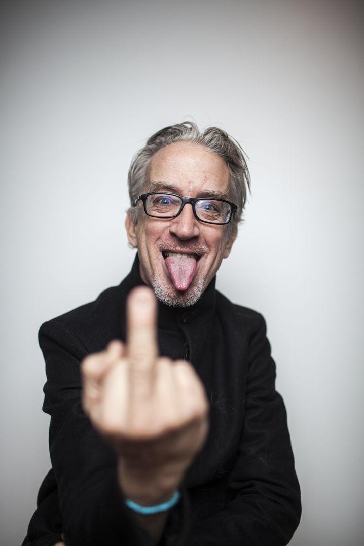 Komiker Dick: Belästigung als Prinzip