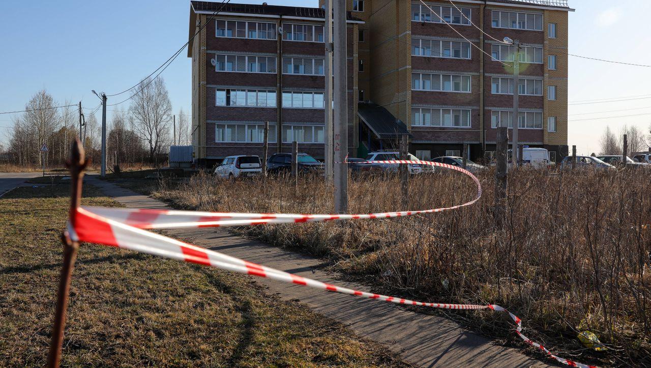Russland: Mann erschießt fünf Menschen mit Jagdgewehr - DER SPIEGEL - Panorama