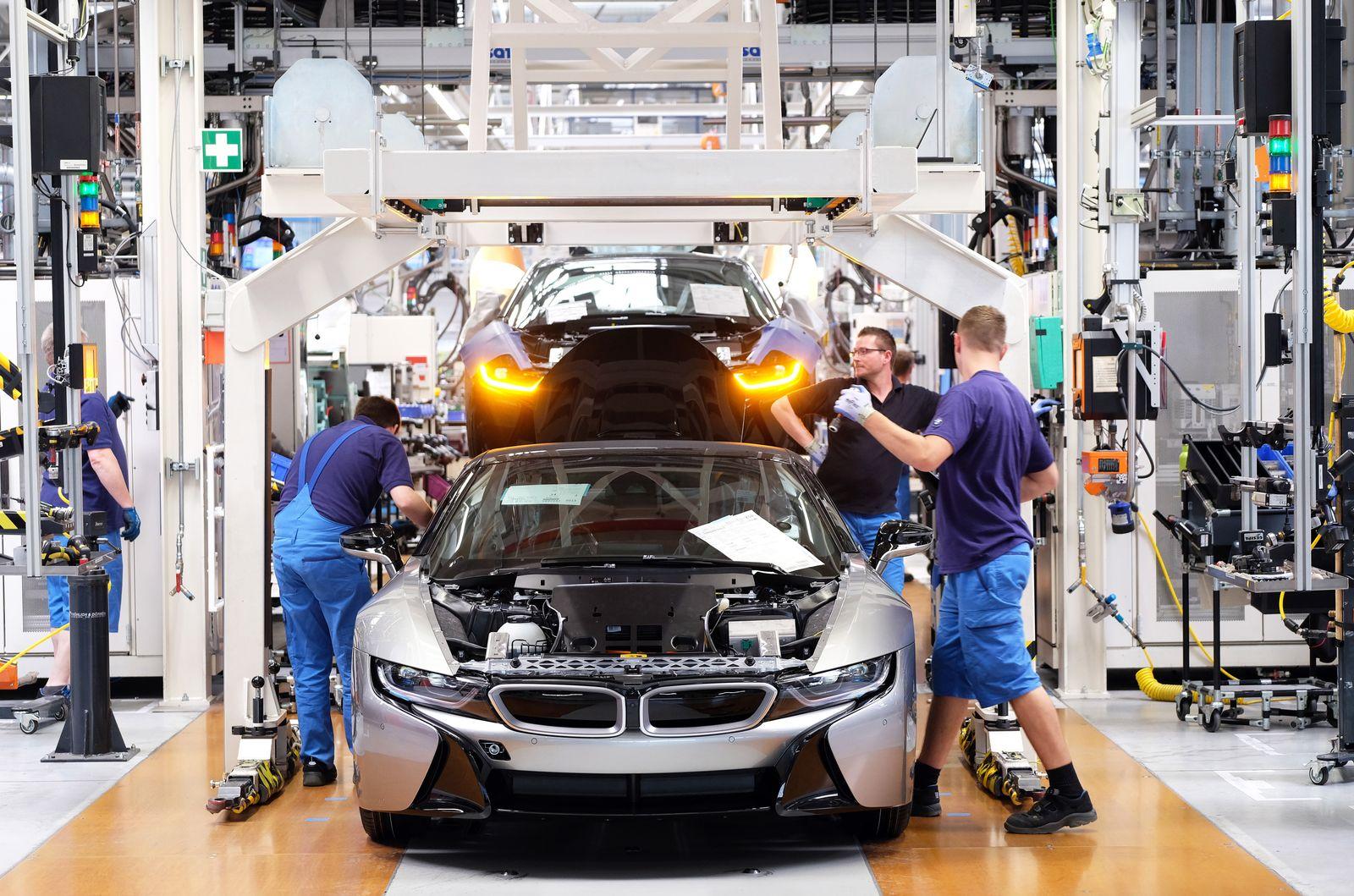 BMW Mitarbeiter