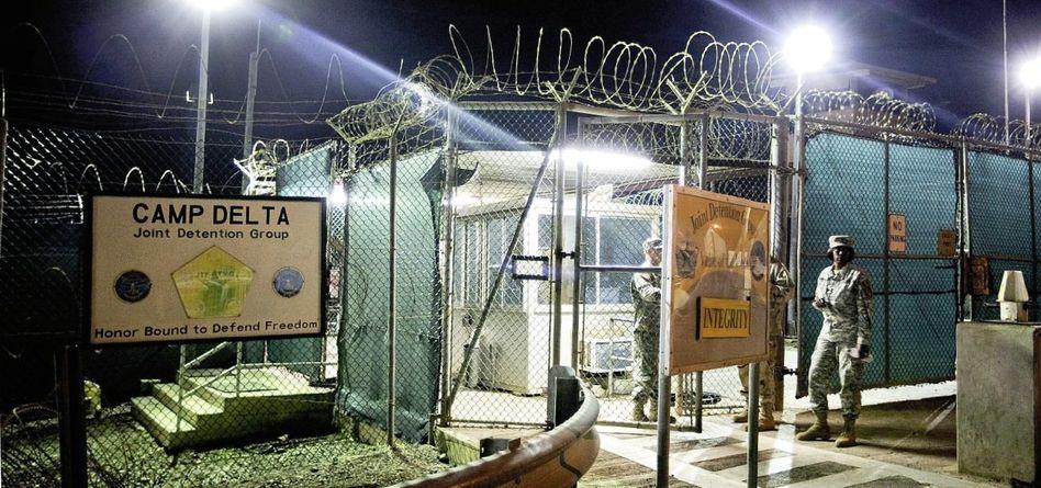 Gefangenenlager Camp Delta auf Kuba