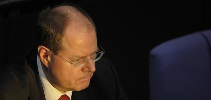 Finanzminister Steinbrück: Neue Regeln für die Finanzmärkte