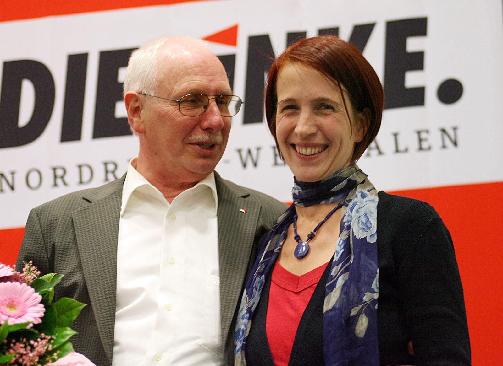 Die Linke / NRW / Schwabedissen / Zimmermann