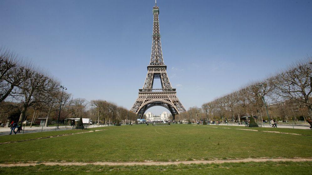 Eiffelturm: Ein Wahrzeichen für die ganze Welt