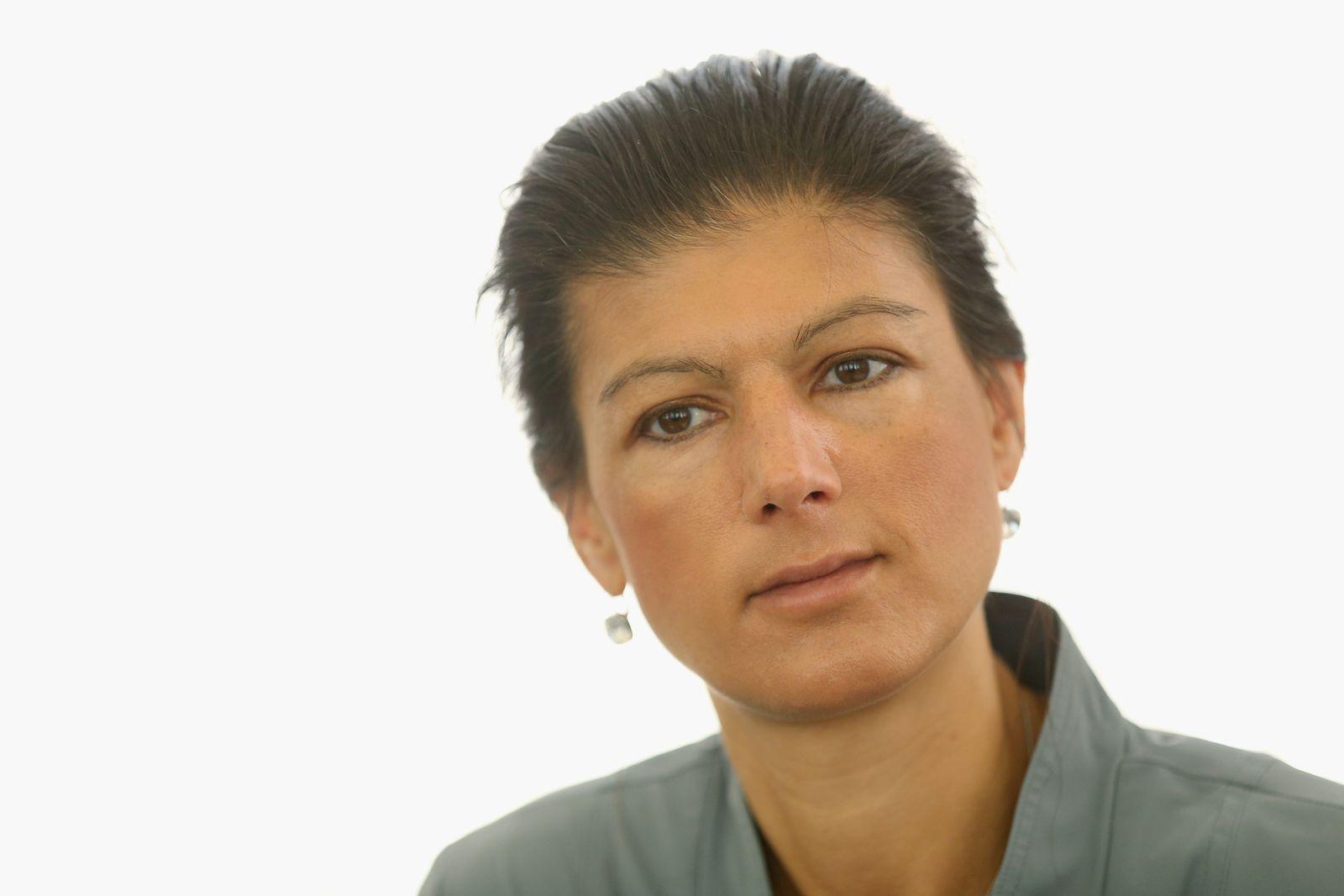 Sahra Wagenknecht/ Linke