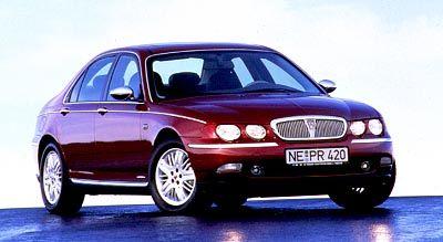 Ab Ostern wird er vorerst nicht mehr produziert: Rover 75