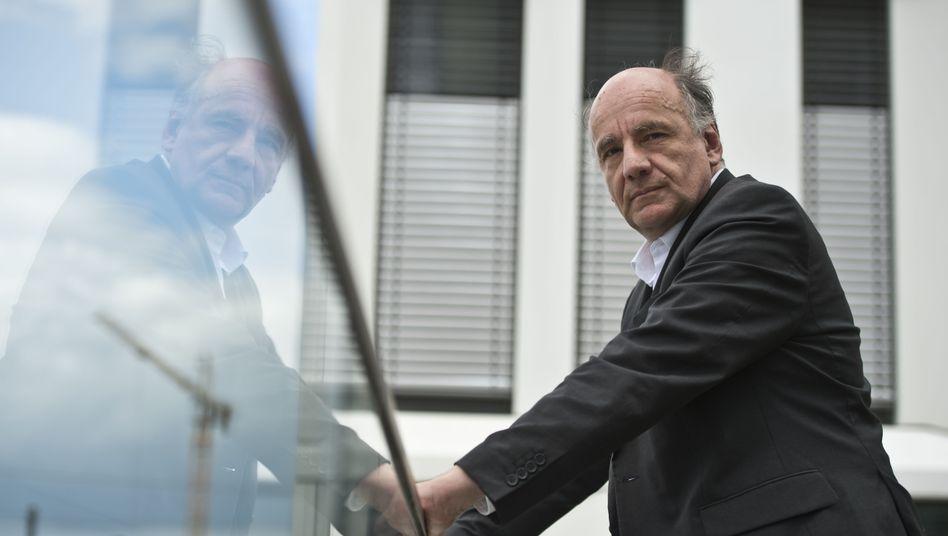 """Ex-Mitarbeiter Nückel: """"Hauptsache, der Aktenberg wird abgearbeitet"""""""