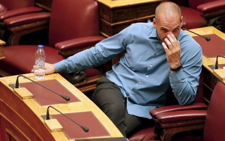 Ex-Finanzminister Varoufakis: Er stimmte wie viele andere mit Nein