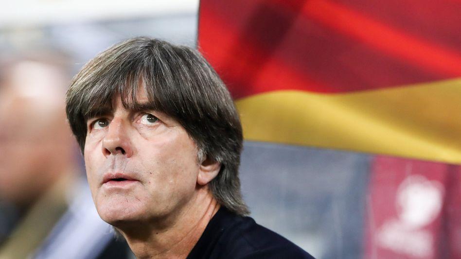 Joachim Löw präsentiert am Mittwoch den letzten Turnierkader seiner DFB-Karriere