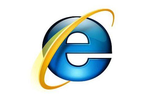 Das Logo des Internet Explorer: Schauen Sie es noch mal an, bevor es endgültig verschwindet