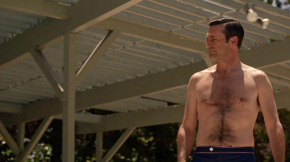"Jon Hamm als Don Draper in ""Mad Men"""