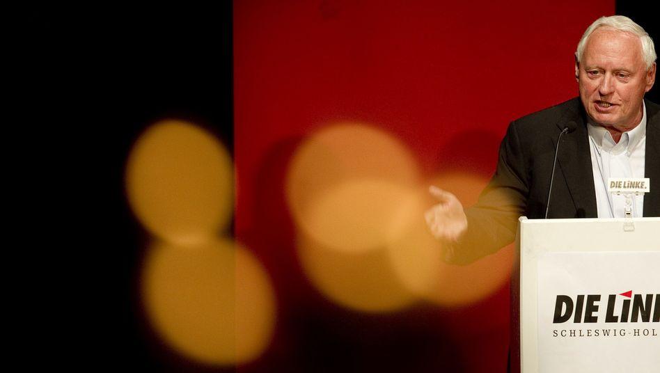 Linke-Politiker Lafontaine: Harte Bedingungen für eine mögliche Rückkehr als Parteichef