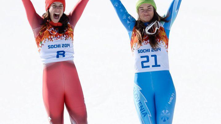 Olympische Winterspiele: Goldmedaillengewinner des 5. Tages