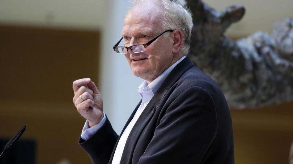 Ulrich Beck, Archivfoto von 2009: Koryphäe der Soziologie