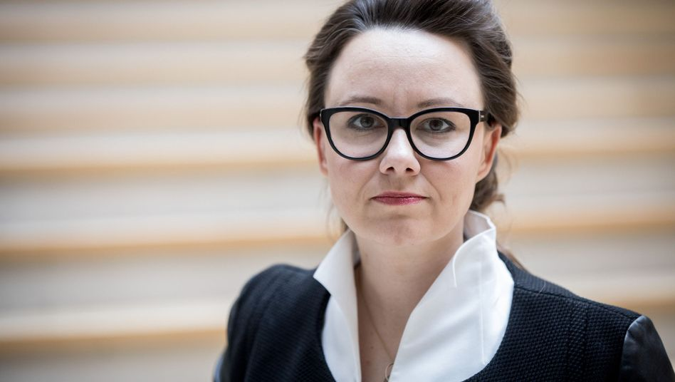 SPD-Bundestagsabgeordnete Michelle Müntefering