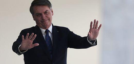 Jair Bolsonaro in Brasilien: Corona-Infektion als Propagandamittel