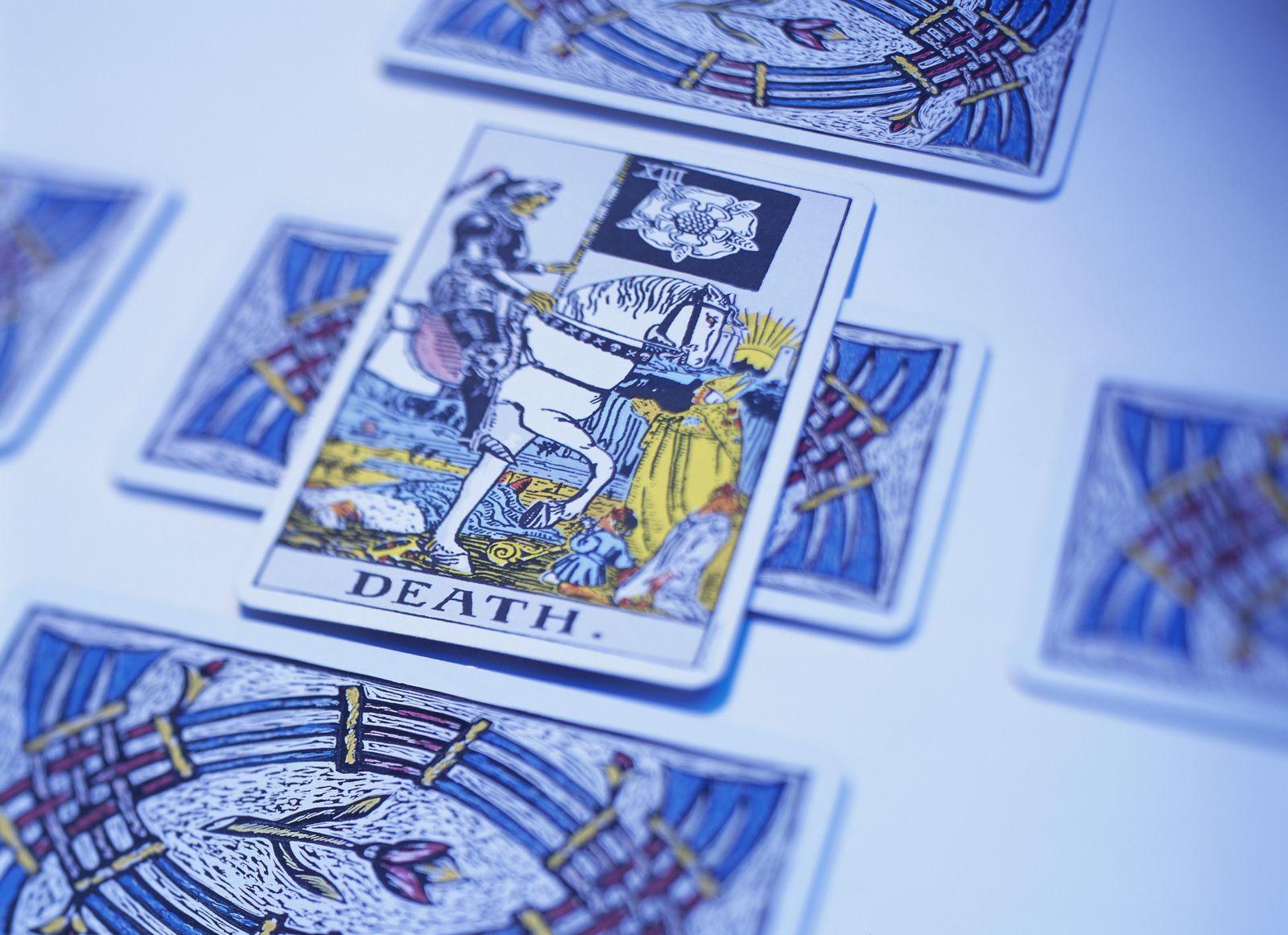 NICHT MEHR VERWENDEN! - Tarot Karten