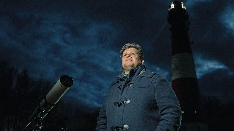 Thomas Tallowitz kämpft für Dunkelheit: Natur und Nebensaison sollen profitieren